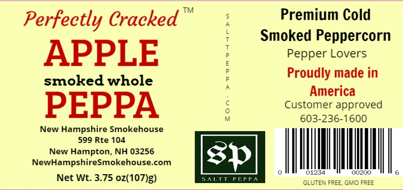 AAPLE PEPPA Smoked Peppercorn